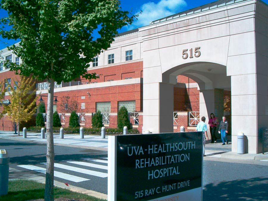 UVA-Healthsouth-Rehabilitation-Hospital-at-Fontaine-Research-Park